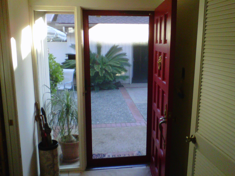 Security Screen Doors The Screen Lady Inc