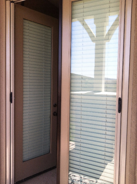 Roll Away Retractable Screen Doors Double The Screen